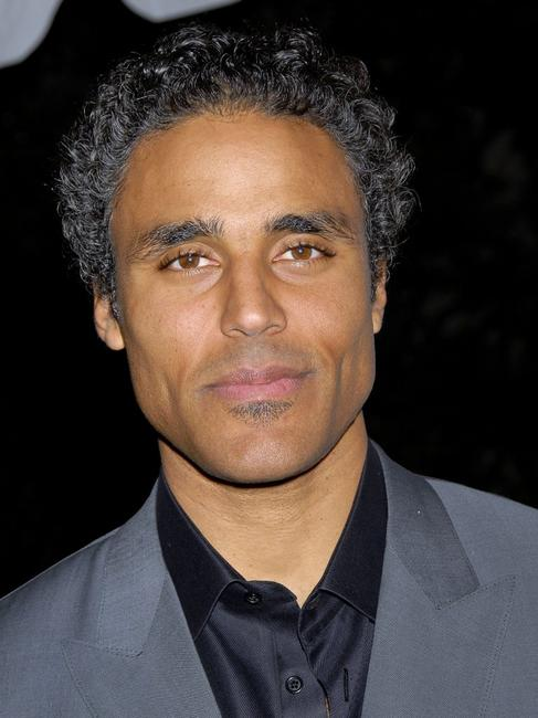 Rick Fox at the premiere screening of