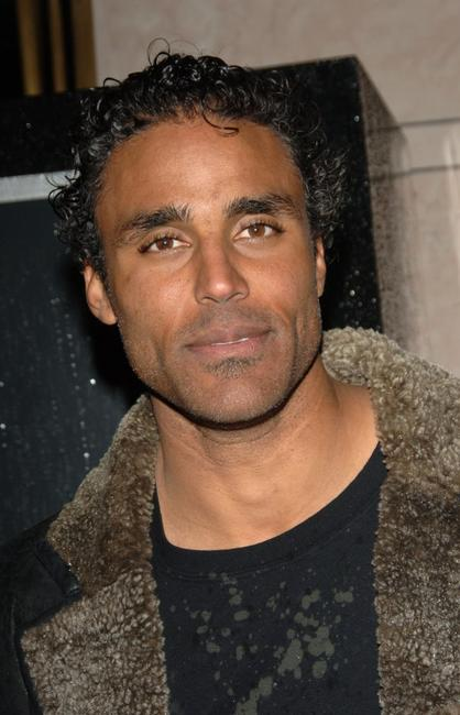 Rick Fox at the premiere party of