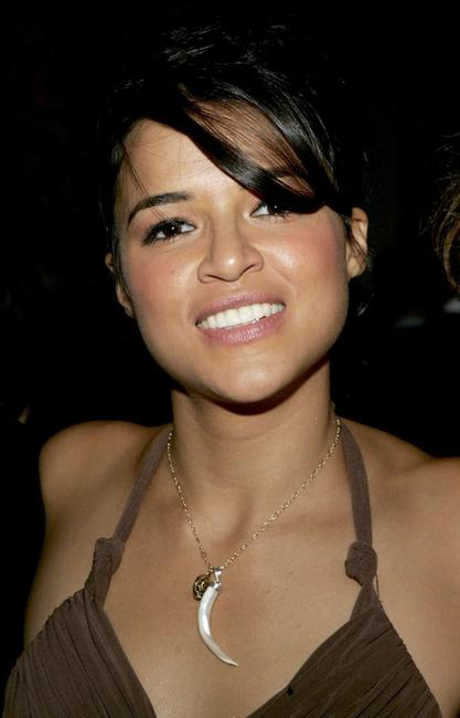 Michelle Rodriguez at the People En Espanols 50 Most Beautiful People gala.
