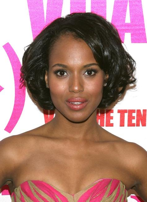 Kerry Washington at the V-Days V to the Tenth: NYC - Kickoff to New Orleans.