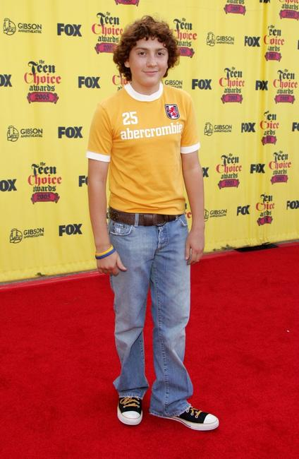 Daryl Sabara at the 2005 Teen Choice Awards.