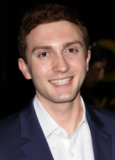 Daryl Sabara at the California premiere of