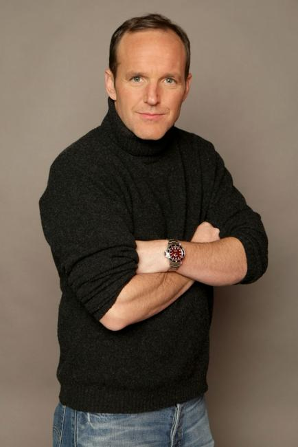 Clark Gregg at the 2008 Sundance Film Festival.