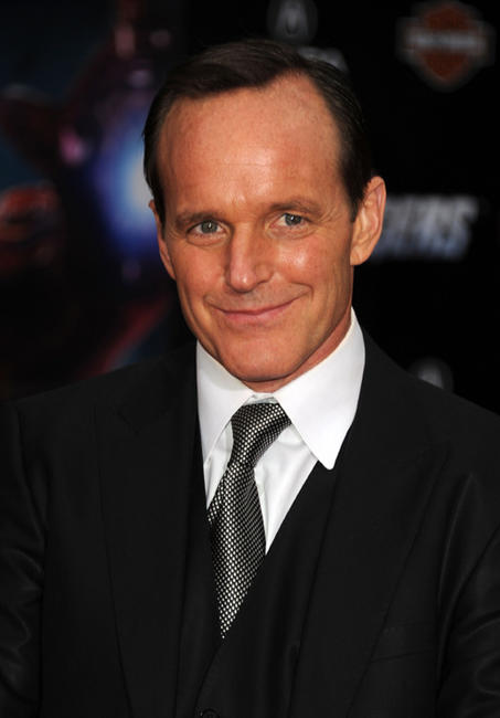 Clark Gregg at the California premiere of