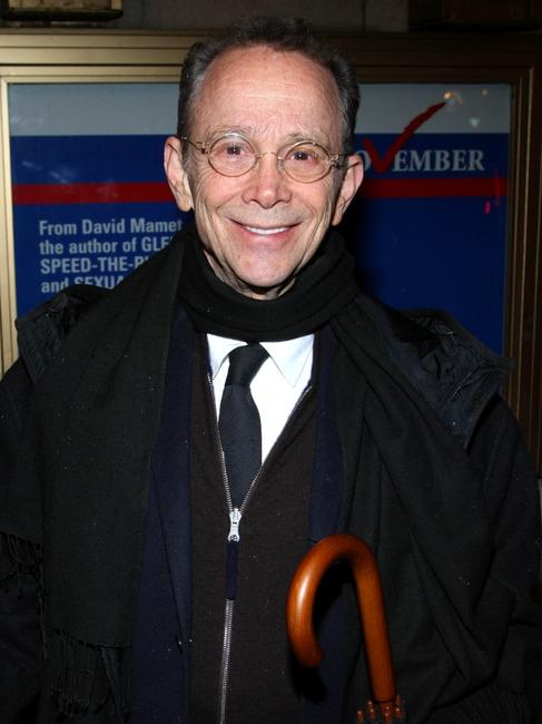 Joel Grey at the Broadway opening night of