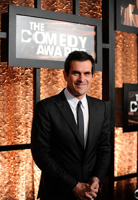 Ty Burrell at the First Annual Comedy Awards in New York.