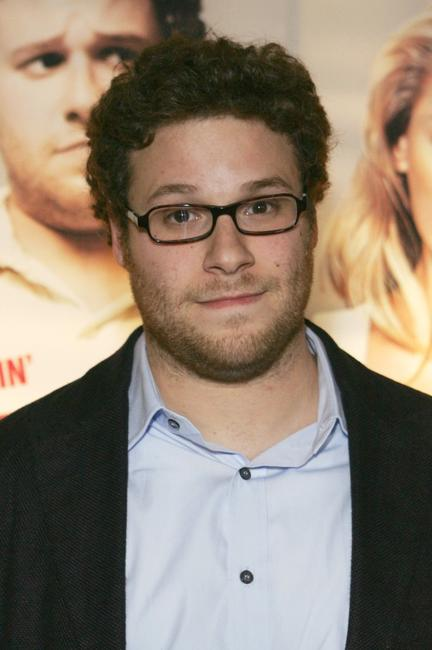 Seth Rogen at the Sydney premiere of