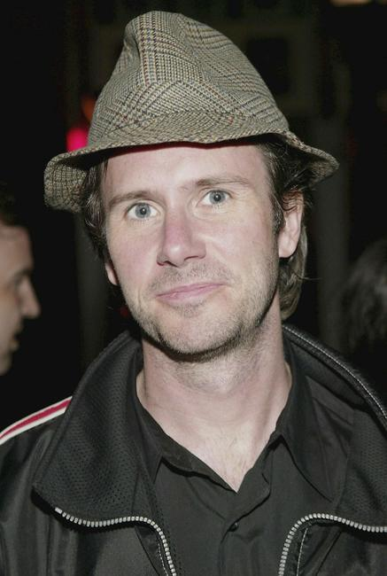 Josh Hamilton at the after-party for The Public Theater's summer benefit and opening night performance of