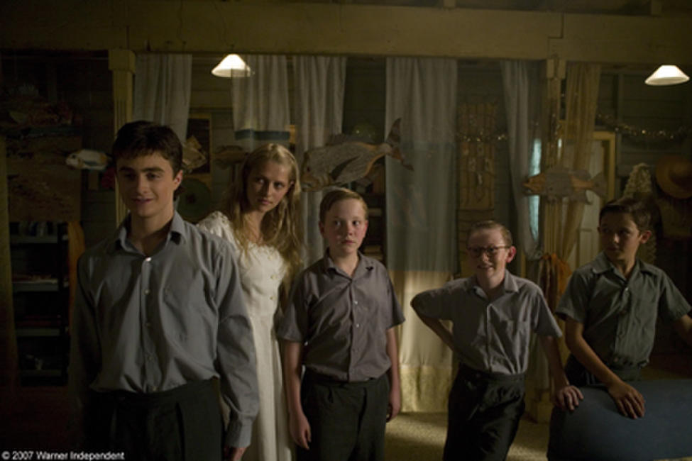 Daniel Radcliffe, Teresa Palmer, James Fraser, Lee Cormie and Christian Byers in