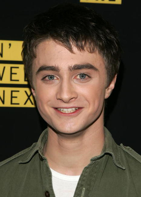 Daniel Radcliffe at MTV