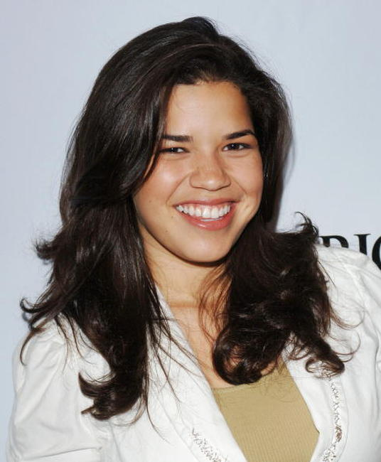 America Ferrera at the Fulfillment Fund's 19th Annual Achievement Awards in Los Angeles, California.