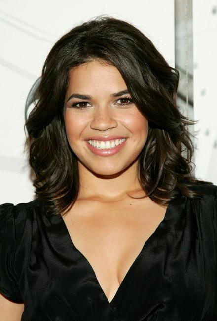 America Ferrera at the ABC Upfront presentation in New York City.