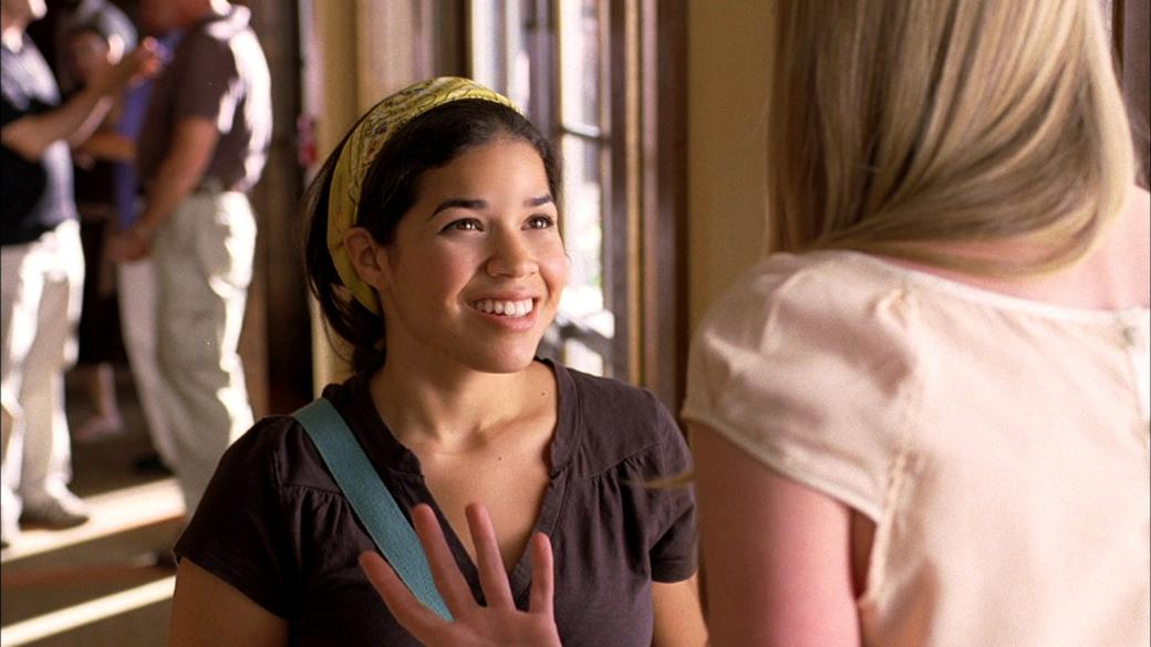 America Ferrera as Carmen in