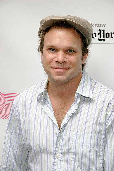 Norbert Leo Butz at the 19th Annual Broadway Flea Market & Grand Auction For Broadway Cares in New York.