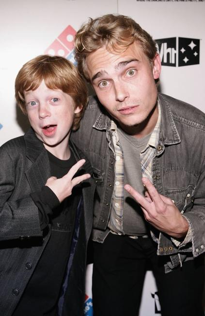 Trevor Heins and Joey Kern at the VH1 80's Party to celebrate the premiere of