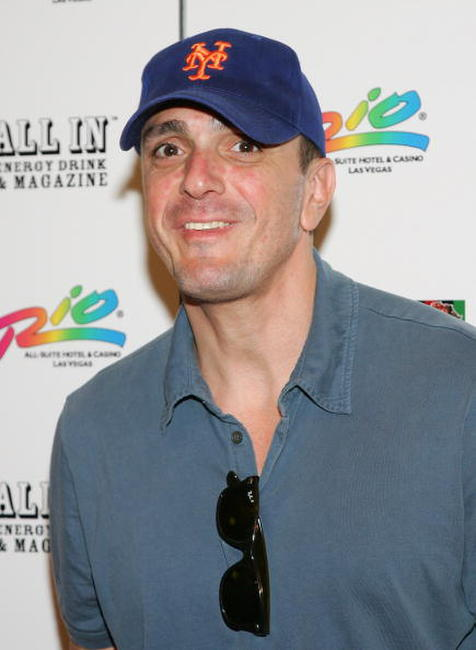 Hank Azaria at the Ante Up for Africa celebrity poker tournament during the World Series of Poker in Las Vegas.