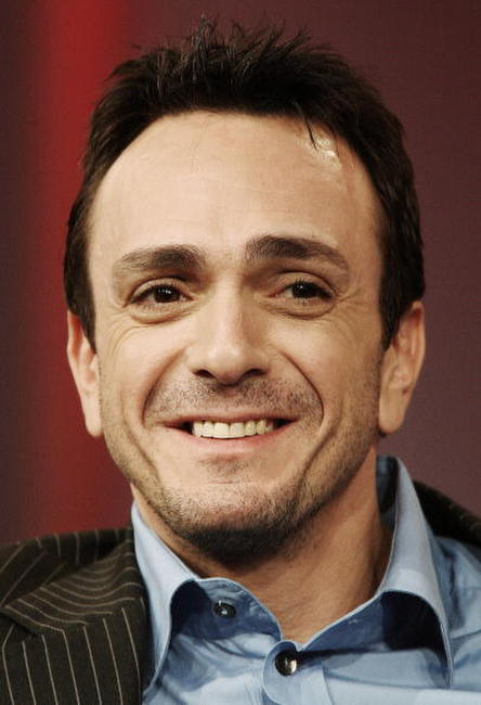 Hank Azaria at the Television Critics Association Winter Press Tour in Pasadena.