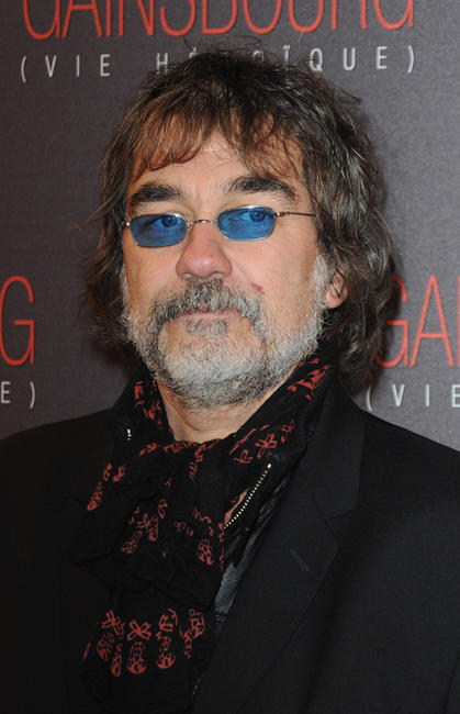 Olivier Marchal at the France premiere of