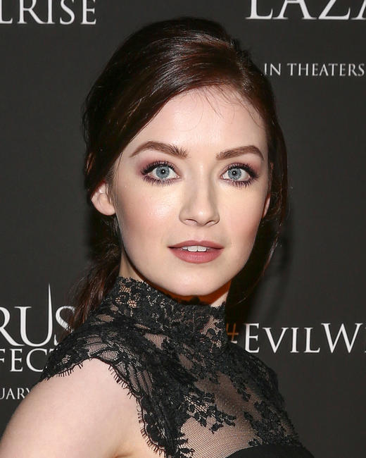 Sarah Bolger at the California special screening of