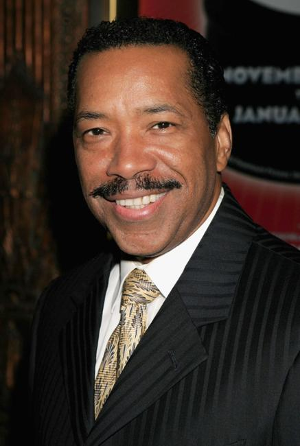Obba Babatunde at the opening night performance of Irving Berlin's