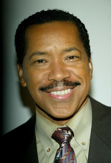 Obba Babatunde at the CBS & UPN Winter Press Tour party.