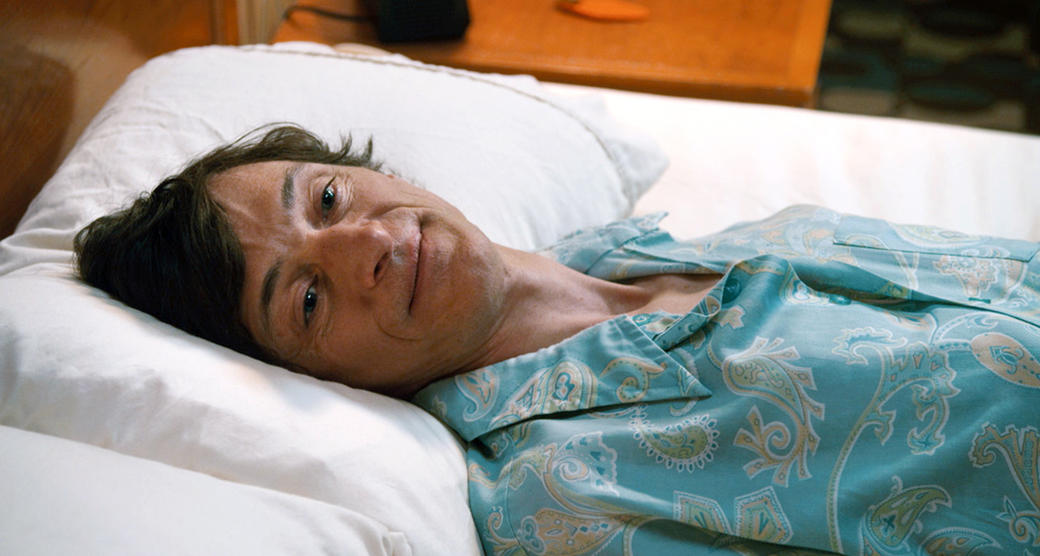 John Hawkes as Mark O'Brien in