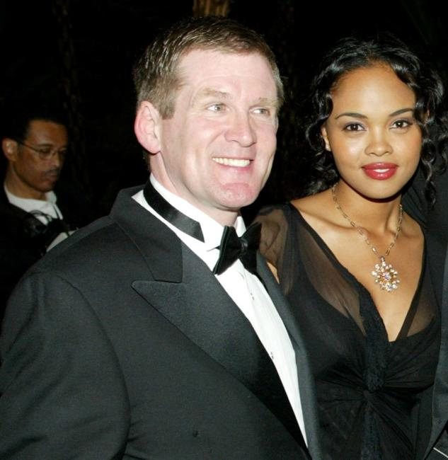 Anthony Heald and Sharon Leal at the Diversity Awards 10th Anniversary Celebration.