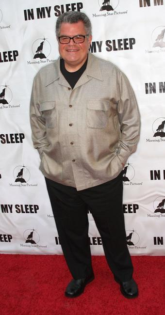 Michael Badalucco at the premiere of
