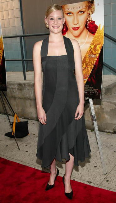 "Romola Garai at the screening of ""Vanity Fair"" in New York City."