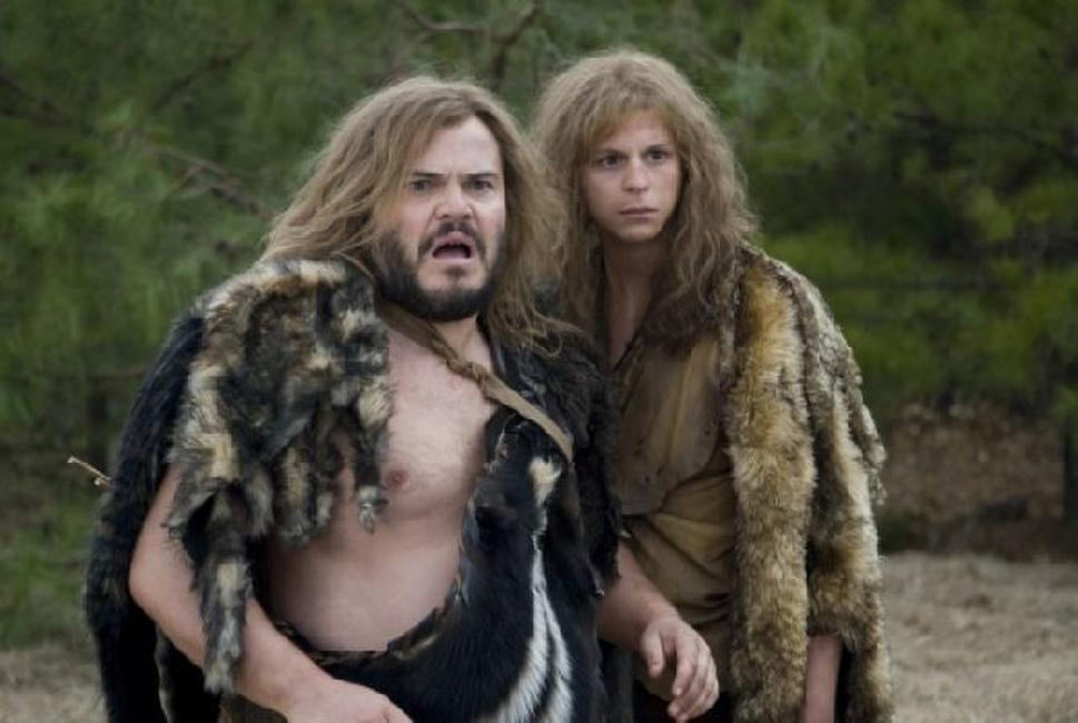 Jack Black and Michael Cera in