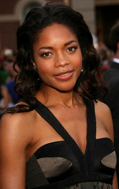 Naomie Harris at  the world premiere of Walt Disney's