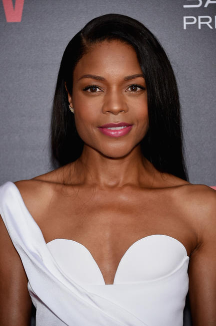 Naomie Harris at the New York premiere of