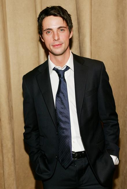 Matthew Goode at the after party screening of