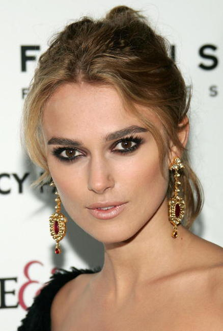 Keira Knightley at the premiere of