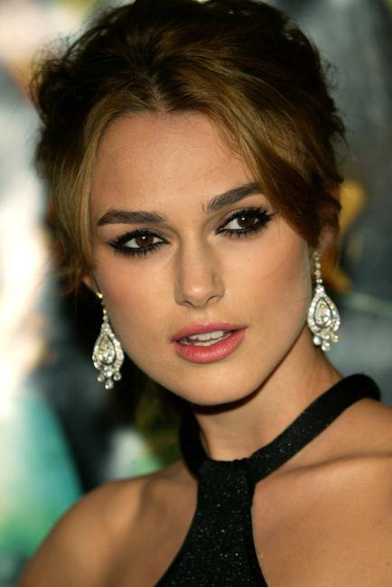 Keira Knightley at the Hollywood after party premiere of