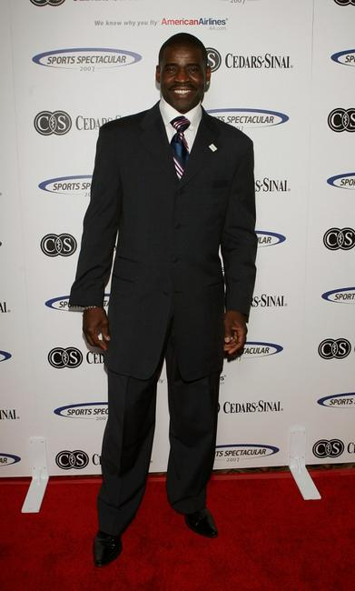 Michael Irvin at the 22nd Annual Sports Spectacular.