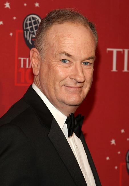 Bill O'Reilly at the TIME's 100 Most Influential People Gala.