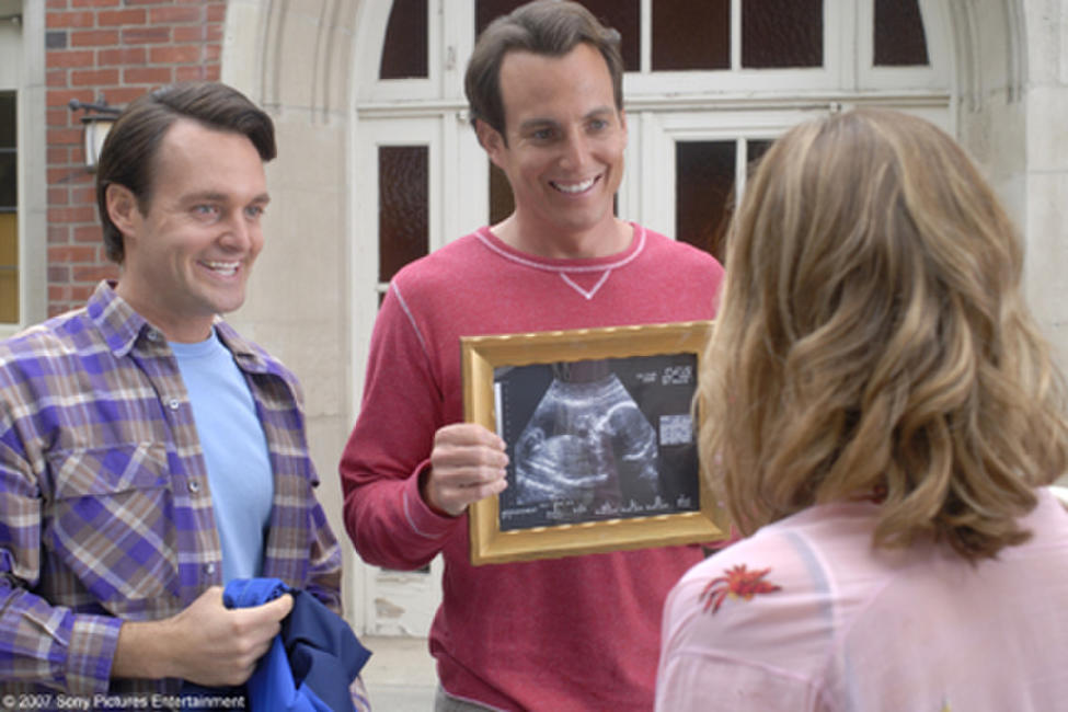 Will Forte and Will Arnett in