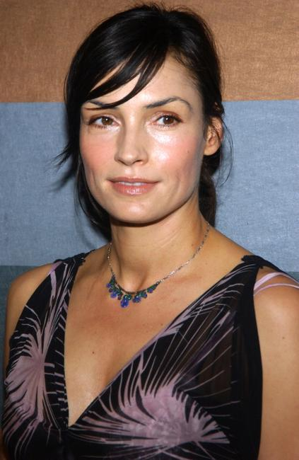 Famke Janssen at the Atlantic Theater Company's 2005 Spring Gala.