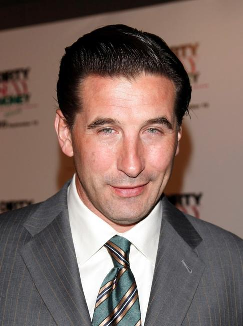 William Baldwin at the premiere of