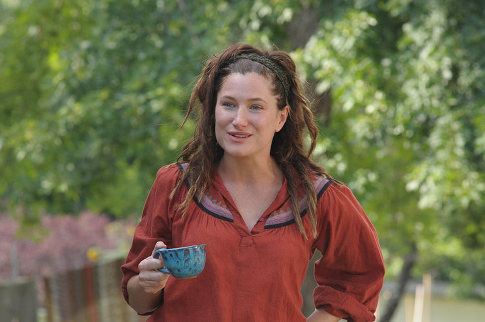 Kathryn Hahn as Janet in