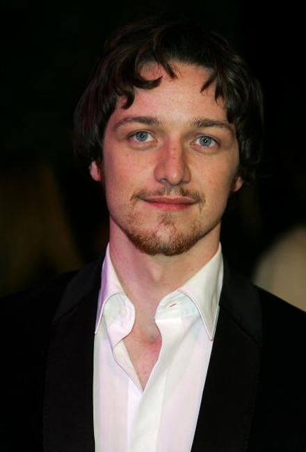 James McAvoy at the 2007 Vanity Fair Oscar Party at West Hollywood.