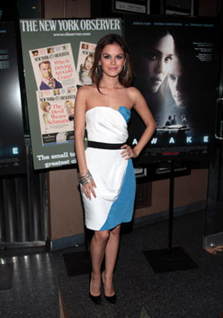 Rachel Bilson at the N.Y. premiere of