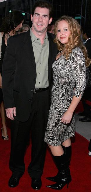 Ralph Garman and Kerry at the California premiere of