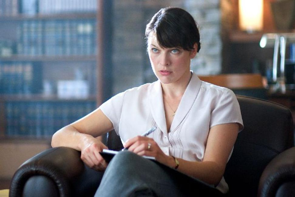 Milla Jovovich as Dr. Abigail Tyler in