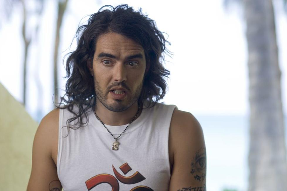 Russell Brand as Aldous Snow in