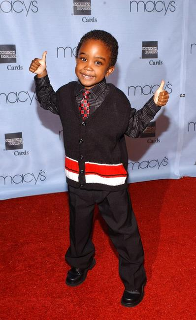 Khamani Griffin at the Macy's Passport Gala to Benefit HIV/AIDS Research and Awareness.