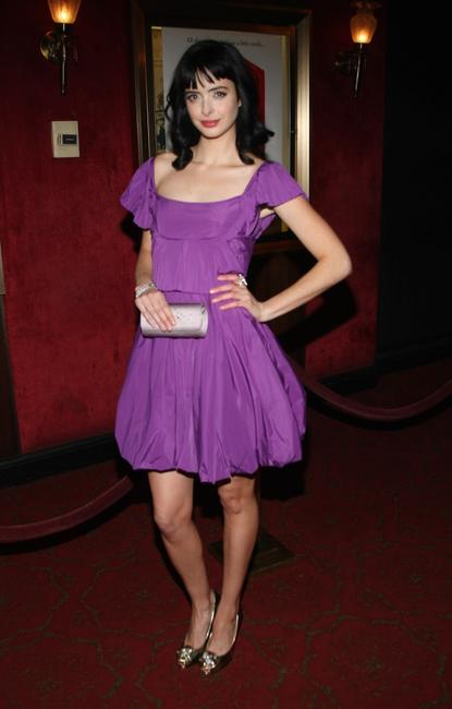 Krysten Ritter at the New York premiere of