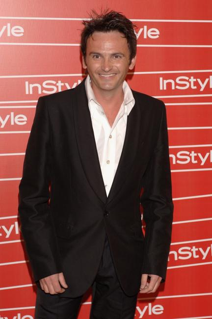 Fernando Tejero at the In Style Magazine Gala Dinner.