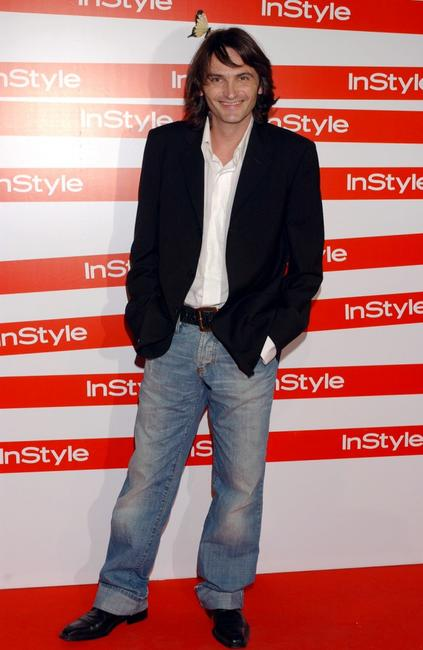 Fernando Tejero at the In Style Gala Dinner.